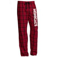Monical's Red Flannel Pajama Pants