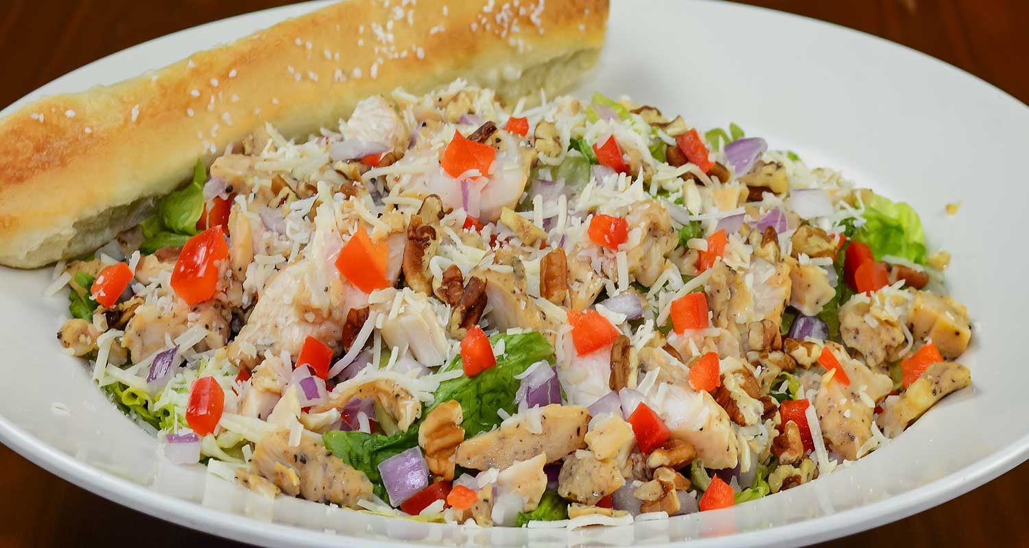 Photo of Monical's Grilled Chicken Salad
